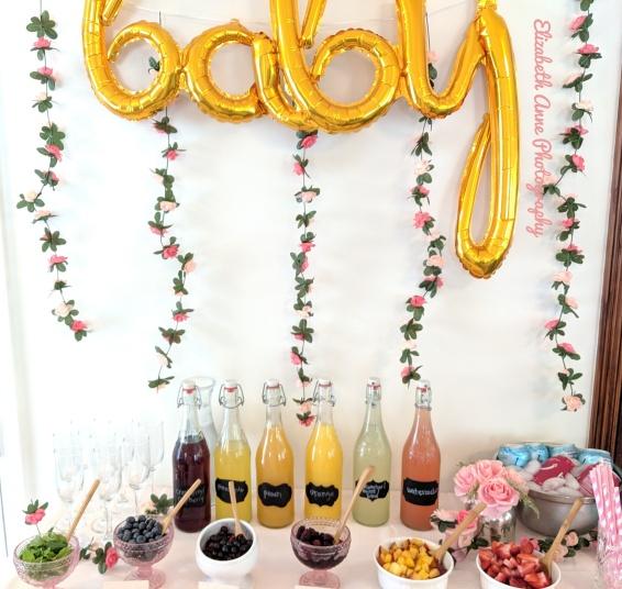 BabyShowerBar